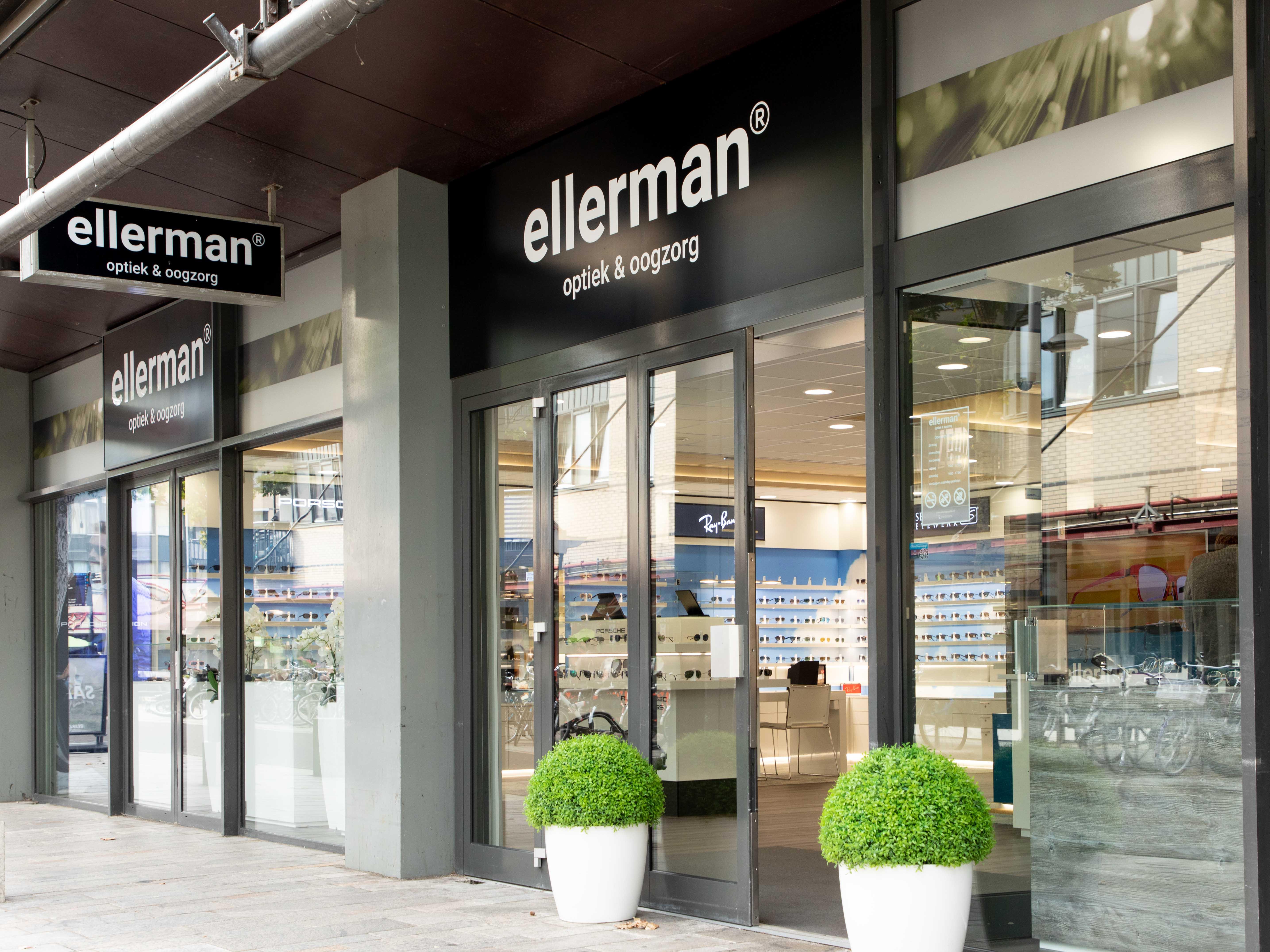 Ellerman Optiek – Almere