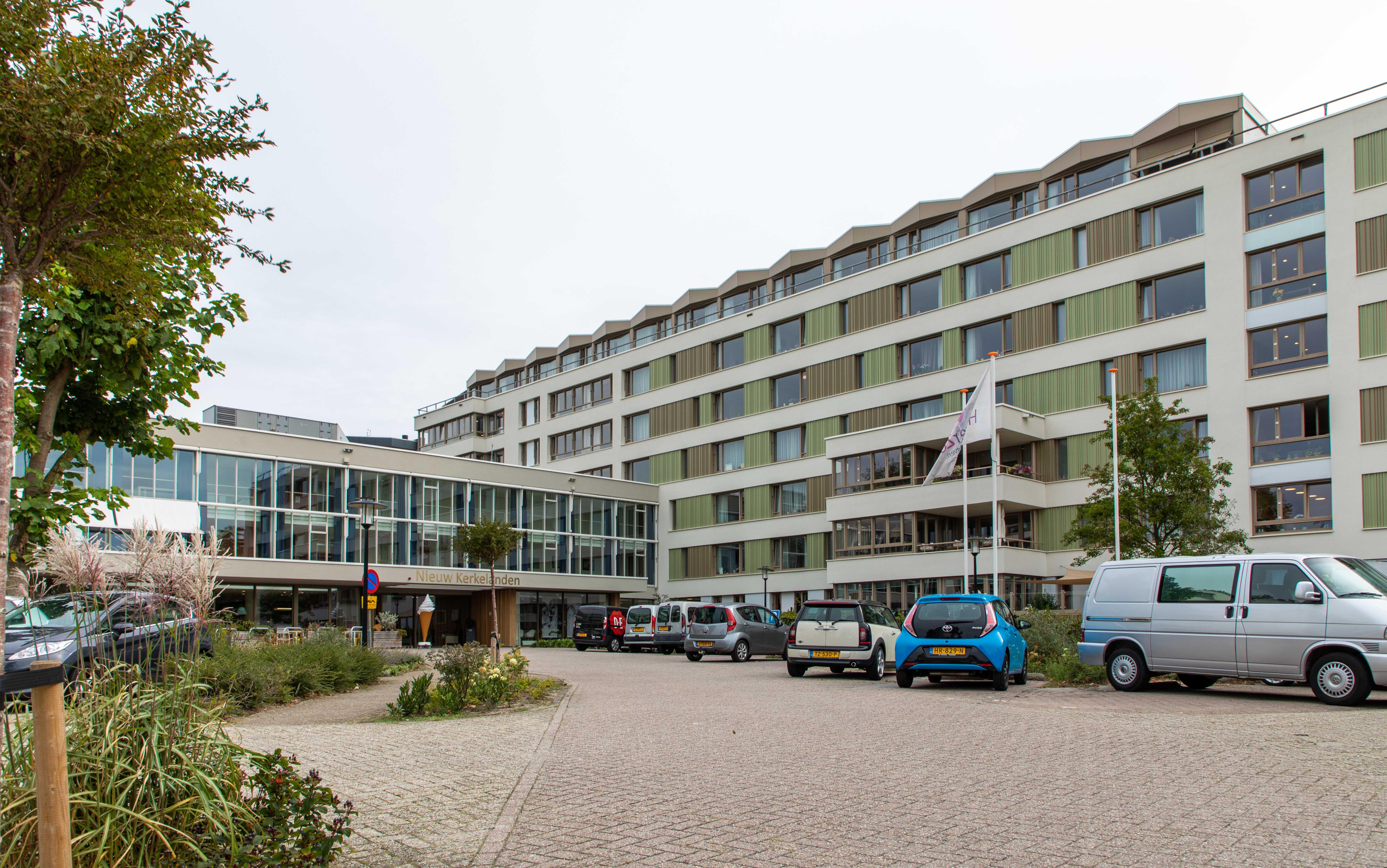 HilverZorg Nieuw Kerkelanden – Hilversum