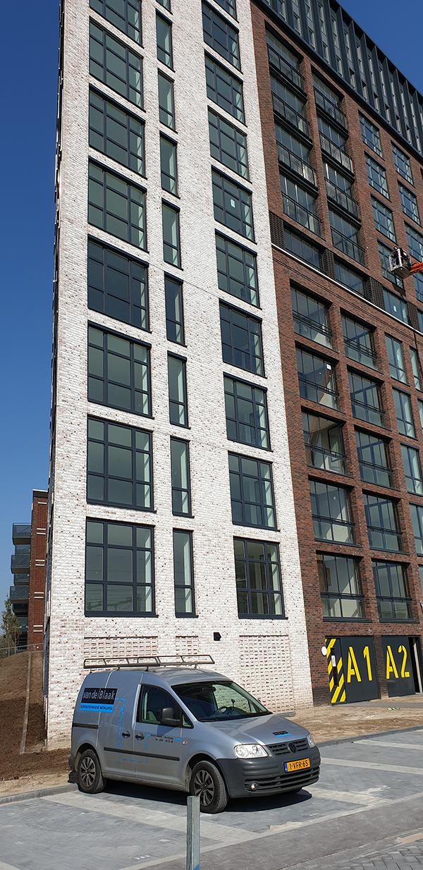Nieuwbouw – 86 appartementen Stadskeerkring te Amersfoort